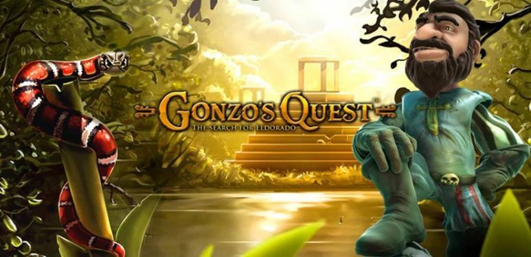 jouer gratuitement à gonzo's quest
